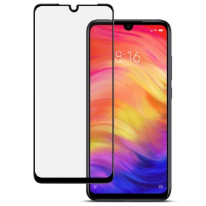 IMAK Full Coverage Anti-explosion Tempered Glass Screen Protector for Xiaomi Redmi Note 7 / Note 7 Pro (India)