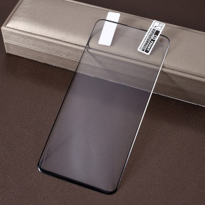 Full Size Coverage Soft PET Screen Protection Film for Samsung Galaxy S10 - Black