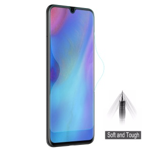 HAT PRINCE 3D Full Covering Soft Screen Protector for Huawei P30 Lite