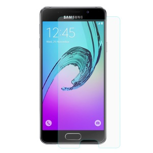 HAT PRINCE Tempered Glass Screen Film for Samsung Galaxy A5 SM-A510F (2016) 0.26mm 9H 2.5D Arc Edge