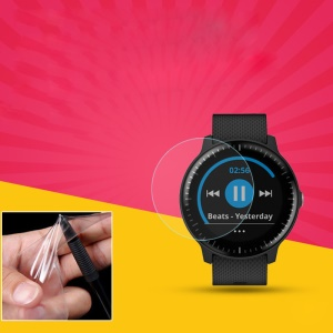 For Garmin Vivoactive 3 Music GPS Smartwatch Soft TPU Anti-scratch Screen Protector Film