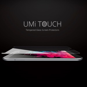 UMI OEM 9H Shatterproof Tempered Glass Screen Protector for UMI Touch