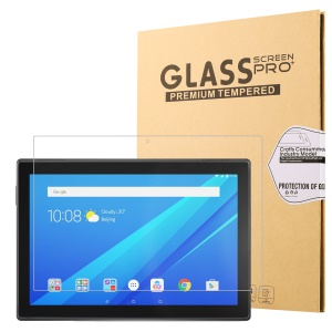 "For Lenovo Tab M10 10.1"" 9H Tempered Glass Screen Protector Guard 0.25mm Full Coverage (Arc Edge)"