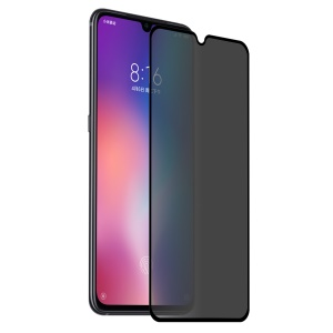 HAT PRINCE 0.26mm 9H 2.5D [Anti-spy] Tempered Glass Screen Protector Film for Xiaomi Mi 9
