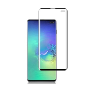 MOCOLO Soft PET HD Full Screen Protection Film Explosion-proof for Samsung Galaxy S10 Plus [Support Ultrasonic Fingerprint Unlock]