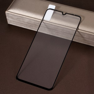Full Glue Complete Covering Tempered Glass Screen Protector for Xiaomi Mi 9 - Black