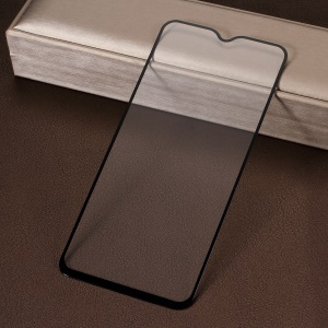 9D Anti-explosion Full Screen Covering Tempered Glass Protection Film for Samsung Galaxy M20