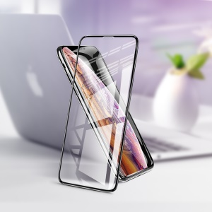 HOCO 3D Full Covering Soft PET Edges Tempered Glass Screen Protector Cover for iPhone X/XS 5.8 inch (G2)
