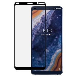 IMAK Full Screen Tempered Glass Screen Protector for Nokia 9 PureView