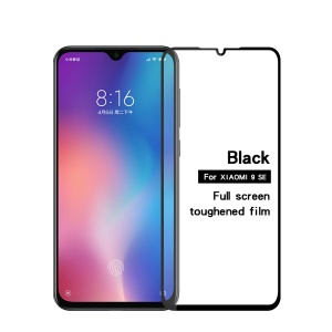 MOFI Full Screen Coverage Anti-explosion Tempered Glass Shield for Xiaomi Mi 9 SE