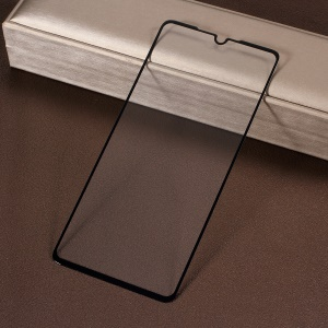 Full Screen Covering Silk Printing Tempered Glass Shield for Huawei P30