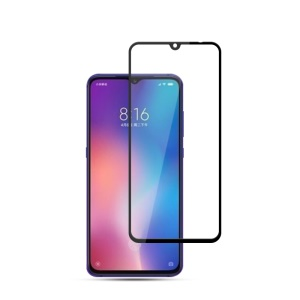 MOCOLO 3D Full Glue Full Screen HD Curved Tempered Glass Screen Protector for Xiaomi Mi 9