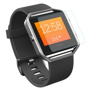 HD Tempered Glass Screen Protector for Fitbit Blaze (Straight Edge)