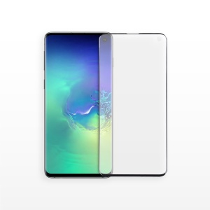MOMAX Curved TPU+PET Clear Screen Protector Film for Samsung Galaxy S10 (Support Ultrasonic Fingerprint Unlock)