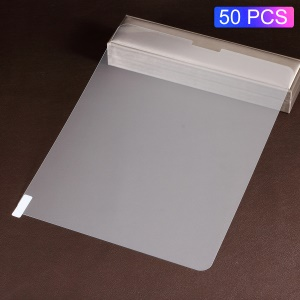 50Pcs/Set 0.3mm Tempered Glass Screen Protector Arc Edge for iPad Pro 12.9-inch (2020)/ (2018)