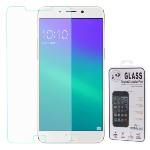 For Oppo R9 Plus 0.25mm Tempered Glass Screen Protector Film (Arc Edge)
