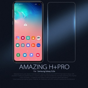 NILLKIN for Samsung Galaxy S10e Amazing H+PRO [Anti-Explosion] Tempered Glass Screen Film Cover