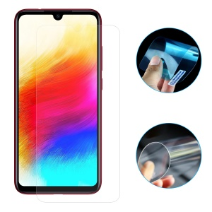 ENKAY Clear Soft Nano Explosion-proof Screen Protector Guard Film for Xiaomi Redmi Note 7 / Note 7 Pro (India)