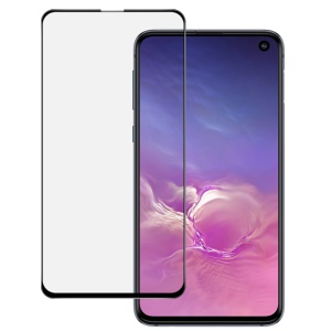 IMAK Pro+ Full Size Tempered Glass Screen Protector for Samsung Galaxy S10e