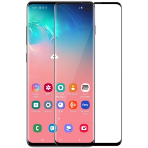 NILLKIN 3D CP+ Max Full Size Tempered Glass Screen Protector Anti-explosion for Samsung Galaxy S10