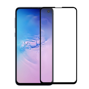 2.5D 9H Arc Edge Full Screen Tempered Glass Protector for Samsung Galaxy S10e