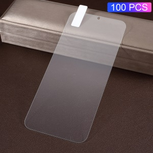 100Pcs/Pack 0.3mm Arc Edges Tempered Glass Screen Protector Anti-explosion for Samsung Galaxy M10