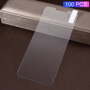 100Pcs/Pack 0.3mm Arc Edges Tempered Glass Screen Protection Guard Film for Huawei Mate 20 Lite