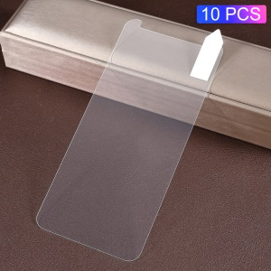 10pcs / Set RURIHAI 0.26mm 2.5D Film De Protection En Verre Trempé Pour Samsung Galaxy A7 (2018)