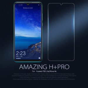 NILLKIN Amazing H+PRO Tempered Glass Screen Protector for Huawei P30 Lite/nova 4e Anti-explosion