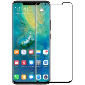 NILLKIN 3D DS + Max Anti-burst Full Glue Tempered Glass Screen Protector for Huawei Mate 20 Pro - Black