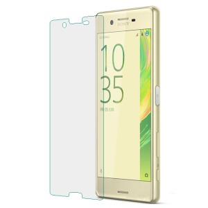 For Sony Xperia X 0.3mm Tempered Glass Screen Protector Film (Arc Edge)