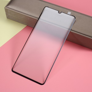 RURIHAI 3D Curved Full Coverage AG Matte Tempered Glass Screen Protector Shield Film for Huawei P30 Pro