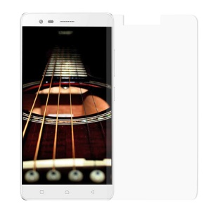 For Lenovo K5 Note 0.3mm Tempered Glass Screen Protector Guard Film (Arc Edge)