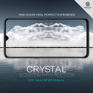 NILLKIN HD Clear Crystal Screen Guard Film [Anti-fingerprint] for Xiaomi Mi 9 / Mi 9 Explore