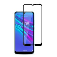 MOCOLO Full Screen HD Clear Silk Printing Anti-explosion Tempered Glass Protector for Huawei Y6 (2019)/ Y6 Prime (2019) / Y6 Pro (2019)