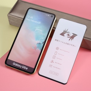 For Samsung Galaxy S10e Explosion-proof Full Size PET Screen Protector Film