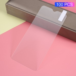 100Pcs/Pack 2.5D 9H Explosion-proof Tempered Glass Screen Guard Film for Samsung Galaxy A50/A30/A20/M30/A40s