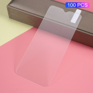 100Pcs/Pack 0.25mm 9H Explosion-proof Tempered Glass Screen Protector Film for Huawei Y6 Pro (2019)