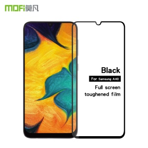 MOFI 2.5D Tempered Glass Full Screen Covering Protector Film for Samsung Galaxy A40