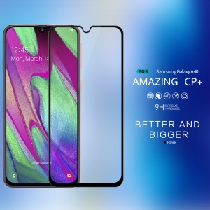 NILLKIN for Samsung Galaxy A40 Amazing CP+ Nanometer Anti-explosion Tempered Glass Screen Film
