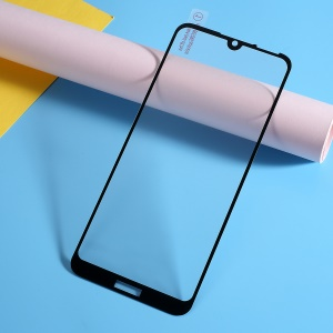 Tempered Glass Full Size Screen Shield Anti-explosion for Huawei Y6 Pro (2019)