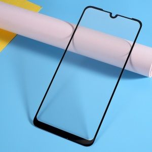 Silk Printing Full Tempered Glass Phone Screen Protector Film for Xiaomi Redmi Note 7/Note 7 Pro (India)