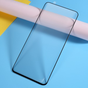 3D Curved [All Glue] Tempered Glass Anti-explosion Phone Screen Protector for OnePlus 7 Pro / 7T Pro