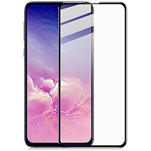 IMAK Pro+ Full Size Tempered Glass Screen Protector Film for Samsung Galaxy S10e