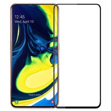 MOFI 3D Curved Tempered Glass Full Screen Covering Shield for Samsung Galaxy A90 / A80