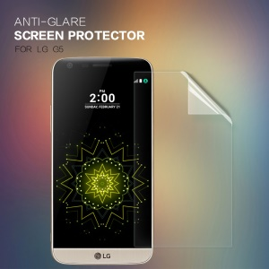 NILLKIN Anti-scratch Matte Screen Protective Film for LG G5/G5 SE
