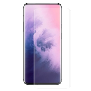 HAT PRINCE 3D 0.26mm 9H Full Covering Tempered Glass Film for OnePlus 7 Pro / 7T Pro - Transparent