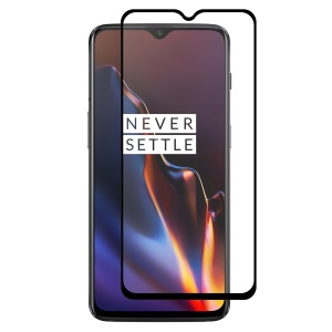 HAT PRINCE 0.26mm 9H 2.5D Arc Edge Explosion-proof Tempered Glass Screen Protection Films for OnePlus 7 / 6T