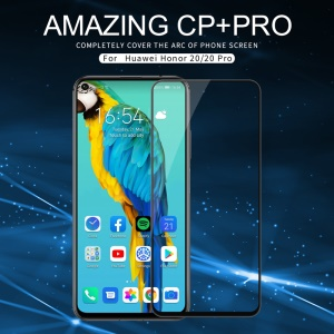 NILLKIN Amazing CP+ Nanometer Anti-explosion Tempered Glass Screen Protector for Huawei Honor 20 Pro / 20