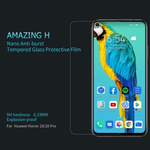 NILLKIN 9H 0.33mm Anti-Explosion Tempered Glass Screen Protector for Huawei Honor 20 Pro / Honor 20